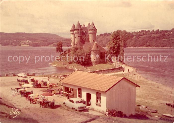 AK / Ansichtskarte Bort les Orgues Chateau du Val XVe siecle Bort les Orgues 0