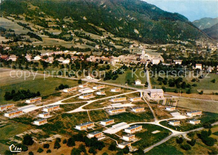 AK / Ansichtskarte Viuz en Sallaz Vue aerienne Viuz en Sallaz 0