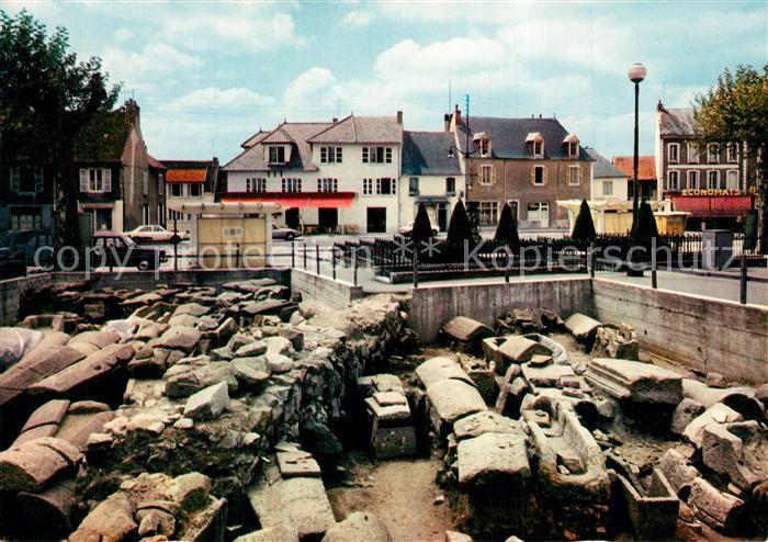 AK / Ansichtskarte Neris les Bains Necropole merovingienne Neris les Bains 0