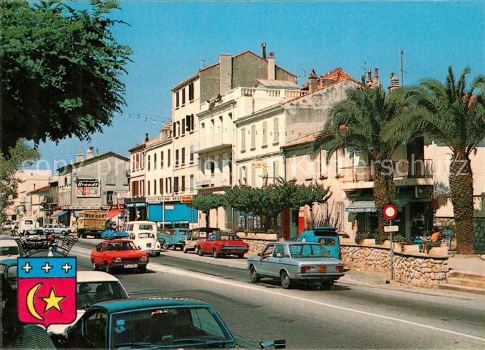 AK / Ansichtskarte La_Londe les Maures Avenue Clemenceau La_Londe les Maures 0