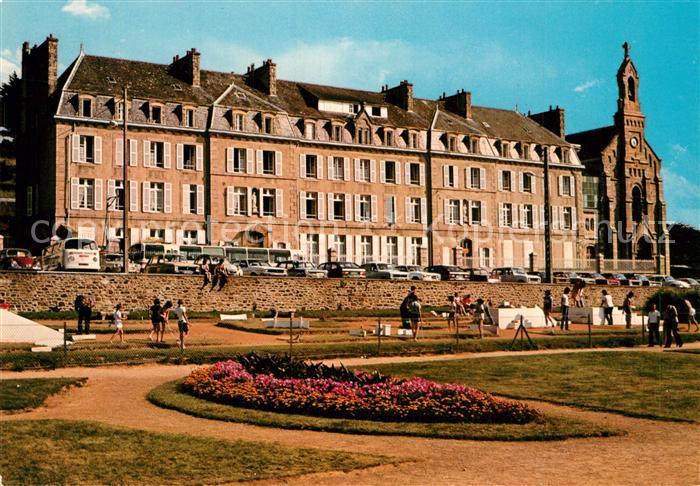 AK / Ansichtskarte Le_Val_Andre Pension Notre Dame Golfe miniature Le_Val_Andre 0