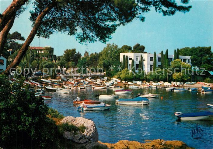 AK / Ansichtskarte Cap_d_Antibes Port de l Olivette Cap_d_Antibes 0