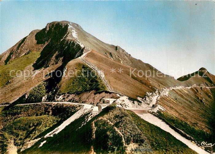 AK / Ansichtskarte Aveze_Puy de Dome Le Puy Mary Pas de Peyrois Aveze Puy de Dome 0