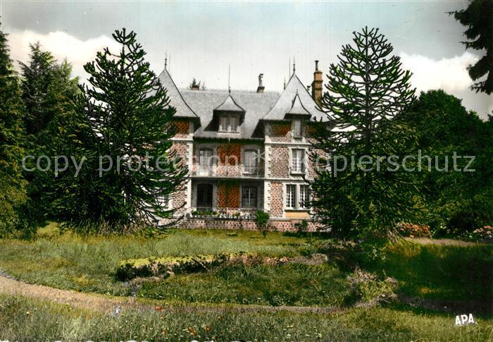 AK / Ansichtskarte Ally_Cantal Chateau Lafonclaire Ally Cantal 0