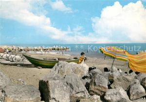 AK / Ansichtskarte Frontignan_Herault La plage Frontignan Herault