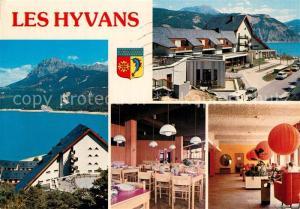 AK / Ansichtskarte Chorges Residence Les Hyvans Centre de Vacances Chorges
