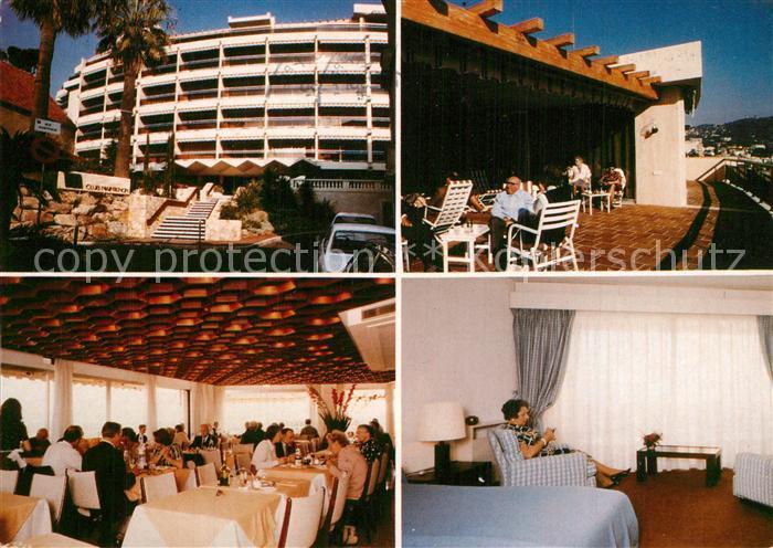 AK / Ansichtskarte Cannes_Alpes Maritimes Club Maintenon Restaurant Terrasse Cannes Alpes Maritimes 0