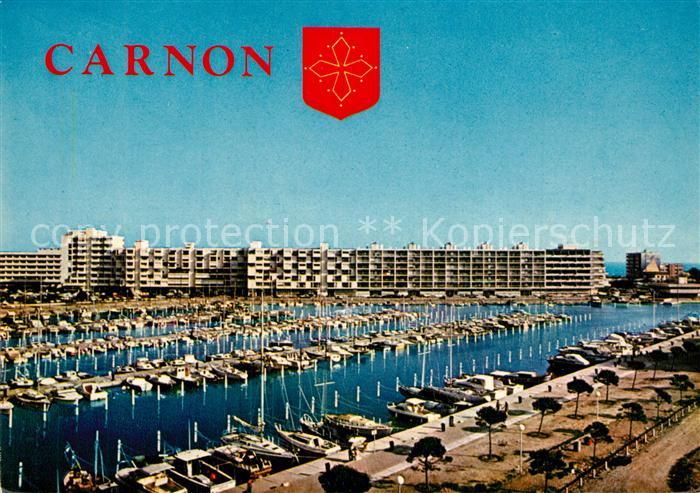 AK / Ansichtskarte Carnon Le port Carnon 0