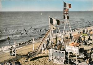 AK / Ansichtskarte Tharon Plage Jeux sur la plage Tharon Plage