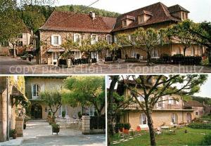 AK / Ansichtskarte Le_Bugue Hotel du Chateau Le_Bugue