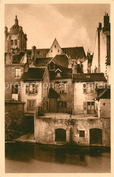 AK / Ansichtskarte Dole_Jura Maison natale de Pasteur Dole_Jura 0