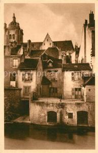 AK / Ansichtskarte Dole_Jura Maison natale de Pasteur Dole_Jura