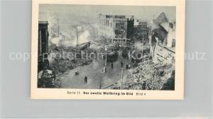 AK / Ansichtskarte Militaria_Deutschland_WK2 Von N?rnberg bis Stalingrad Angriff auf London und Coventry Eilebrecht Zigaretten