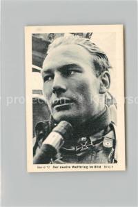 AK / Ansichtskarte Militaria_Deutschland_WK2 Von N?rnberg bis Stalingrad Luftschlacht um England Werner Baumbach Eilebrecht Zigaretten