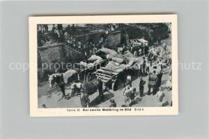 AK / Ansichtskarte Militaria_Deutschland_WK2 Von N?rnberg bis Stalingrad Kriegseintritt Italiens Ersten Evakuierungen Eilebrecht Zigaretten