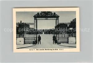 AK / Ansichtskarte Militaria_Deutschland_WK2 Von N?rnberg bis Stalingrad Waffenstillstand Versailles Eilebrecht Zigaretten