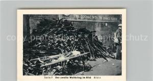 AK / Ansichtskarte Militaria_Deutschland_WK2 Von N?rnberg bis Stalingrad D?nkirchen Ermutigendes Ergebnis Eilebrecht Zigaretten