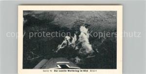 AK / Ansichtskarte Militaria_Deutschland_WK2 Von N?rnberg bis Stalingrad Kriegseintritt Italiens Maginotlinie Eilebrecht Zigaretten