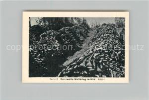 AK / Ansichtskarte Militaria_Deutschland_WK2 Von N?rnberg bis Stalingrad Durchbruch in Frankreich Kriegsbeute Eilebrecht Zigaretten