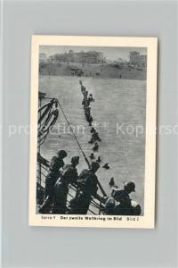 AK / Ansichtskarte Militaria_Deutschland_WK2 Von N?rnberg bis Stalingrad D?nkirchen Engl?nder fotografieren Eilebrecht Zigaretten