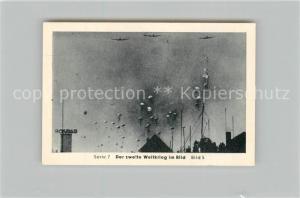 AK / Ansichtskarte Militaria_Deutschland_WK2 Von N?rnberg bis Stalingrad 10. Mai 1940 Rotterdam Eilebrecht Zigaretten