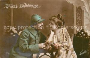 AK / Ansichtskarte Militaria_Poesie Foto Novella Nr. 868 Militaria Poesie