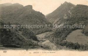AK / Ansichtskarte Digne les Bains Vallon de Richelme Digne les Bains