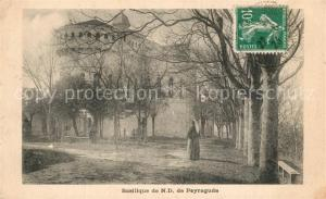 AK / Ansichtskarte Peyragude Basilique de ND