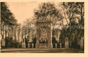 AK / Ansichtskarte Perpignan Monument aux Morts Perpignan