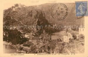 AK / Ansichtskarte Ambialet La Presqu ile Ambialet