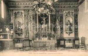 AK / Ansichtskarte Ax les Thermes Chapelle St Jerome Ax les Thermes