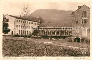 AK / Ansichtskarte Dourgne Abbaye d'En Calcat Dourgne