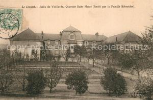 AK / Ansichtskarte Le_Creusot_Saone et Loire Asile de Vieillards Quartier Saint Henri  Le_Creusot_Saone et Loire