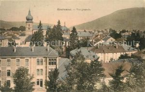 AK / Ansichtskarte Remiremont_Vosges Vue generale Remiremont Vosges