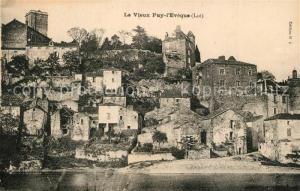 AK / Ansichtskarte Puy l_Eveque Le Vieux Puy l Eveque