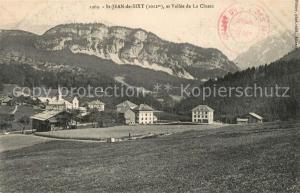 AK / Ansichtskarte Saint Jean de Sixt Vallee de La Clusac Saint Jean de Sixt