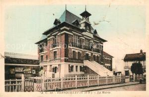 AK / Ansichtskarte Vernouillet_d_Eure et Loir La Mairie Vernouillet_d