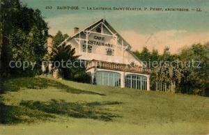 AK / Ansichtskarte Saint Die des Vosges La Laiterie Saint Martin  Saint Die des Vosges