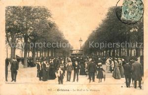 AK / Ansichtskarte Orleans_Loiret Le Mail et la Musique Orleans_Loiret