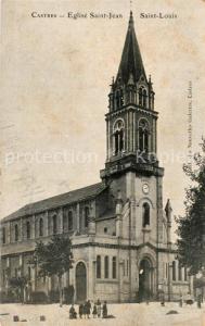 AK / Ansichtskarte Castres_Tarn Eglise Saint Jean Saint Louis Castres_Tarn
