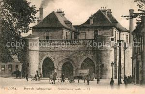 AK / Ansichtskarte Douai_Nord Porte de Valenciennes  Douai_Nord