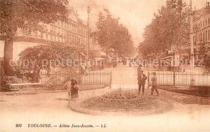 AK / Ansichtskarte Toulouse_Haute Garonne Allees Jean Jaures Toulouse Haute Garonne