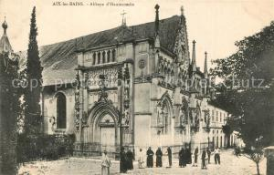 AK / Ansichtskarte Aix les Bains Abbaye d Hautecombe Aix les Bains