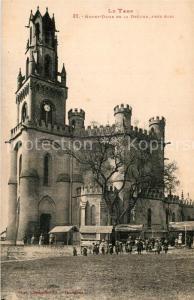 AK / Ansichtskarte Albi_Tarn Notre Dame de la Dreche Albi_Tarn