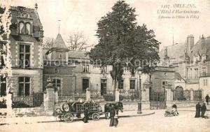 AK / Ansichtskarte Orleans_Loiret Hotel d hardouineau Orleans_Loiret
