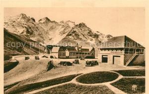 AK / Ansichtskarte Le_Lautaret Chalet Hotel PLM et la Maije Le_Lautaret