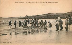 AK / Ansichtskarte Lancieux La Plage a Maree montante Lancieux