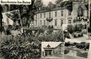 AK / Ansichtskarte Bourbonne les Bains_Haute_Marne Vue partielle Bourbonne les Bains_Haute