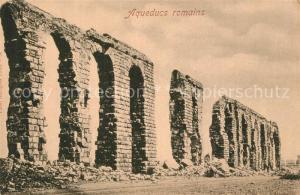 AK / Ansichtskarte Tunis Aqueducs romains Tunis