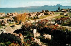 AK / Ansichtskarte Carthage_Karthago Les Ruines Carthage Karthago
